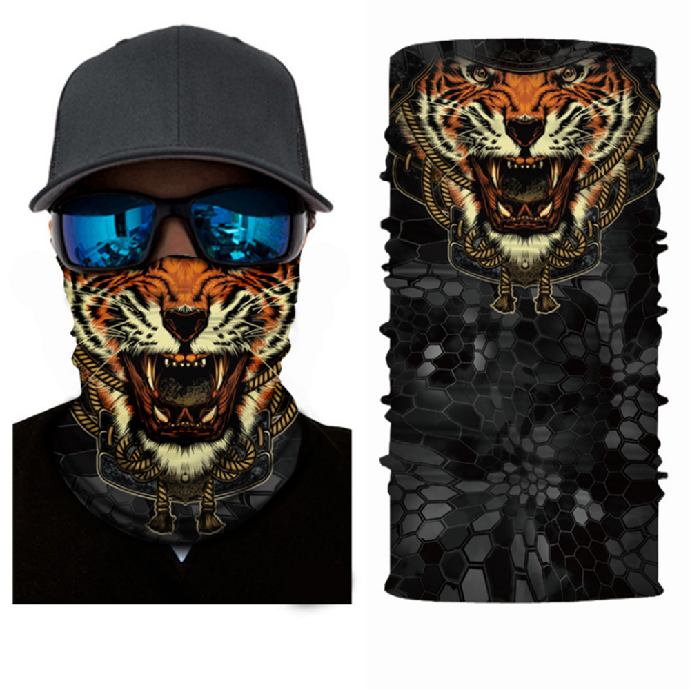 Cheap Custom Design Seamless Bandana for Sales