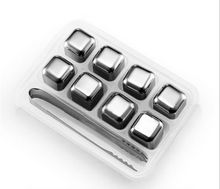 Stainless Steel Whiskey Stones Food Grade Stainless Steel Ice Cube