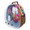 High Quality Dog Cat 600d Rpet Backpack Astronaut Pet Backpack