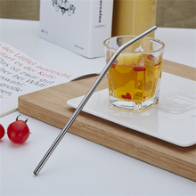 Stainless Steel Straws Drinking Metal Straws Stainless Steel Reusable Straw