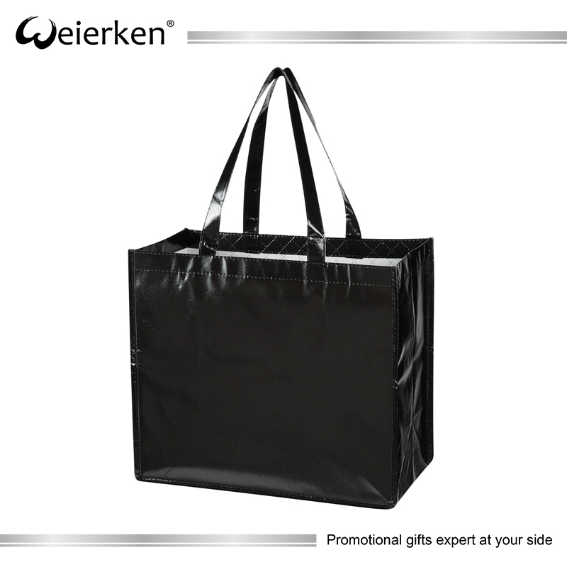 Hot Selling Ecological China Wholesale Cheap Promotional Folding Reusable Non-woven Bag