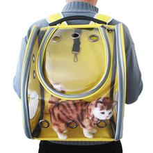 Pet Bubble Backpack Capsule Pet Carrier Backpack For Small Cats And Dogs