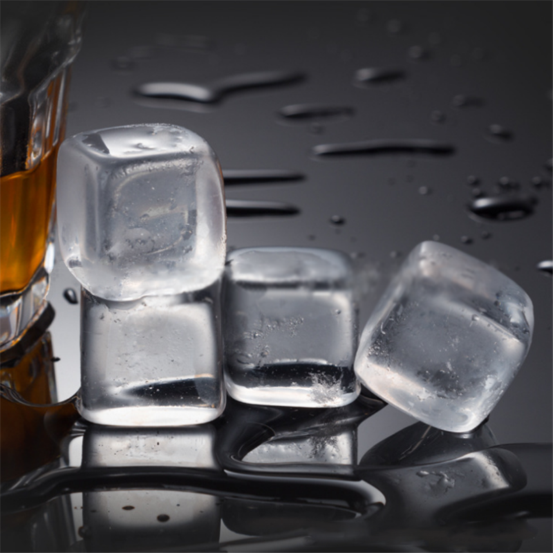 Stainless Steel Reusable Ice Cubes Chilling Stones