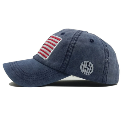 Fashion Printed Words Jeans Cap Baseball Caps