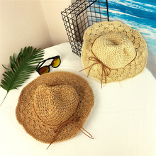 New Sweet Lady Knit Bucket Hat Foldable Cotton Knitted Fisherman Hat